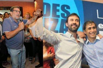 PJ. Beder cargó con dureza contra Felipe Álvarez