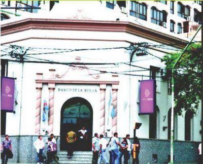 El Banco Rioja con horario reducido