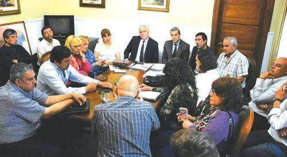 Gobierno y CGT dialogaron sobre la realidad provincial