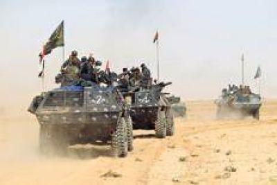 Mosul es la espada contra el Estado Islámico