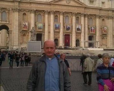 H�ctor Molfesa particip� de la canonizaci�n del cura Brochero en Roma