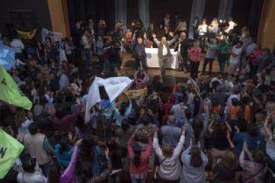 Rojkés reclamó unidad al peronismo para lograr cuatro diputados en 2017