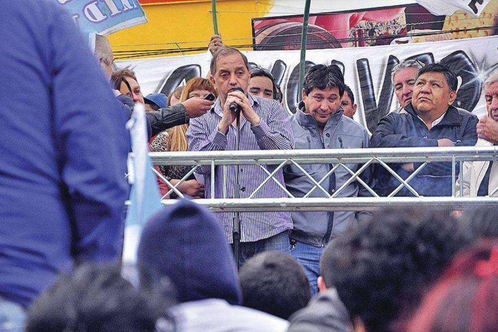 """Ávila: """"Vamos a defender los puestos laborales contra quien sea"""""""