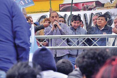 �vila: �Vamos a defender los puestos laborales contra quien sea�
