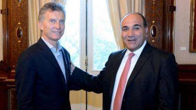 En el Día de la Lealtad, Manzur dijo que el PJ tucumano acompaña al Gobierno de Macri