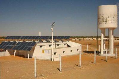 Tecnolog�a permite abastecer de agua potable en pleno desierto del S�hara