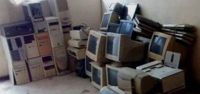 Anotá qué aparato podés entregar en la recolección de residuos electrónicos y sumate a la campaña ambiental