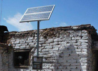 R�o Negro ser� una de las ocho provincias que contar� con equipos fotovoltaicos