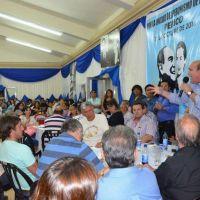 Juje�os celebraron el D�a de la Lealtad Peronista