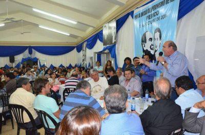 Jujeños celebraron el Día de la Lealtad Peronista