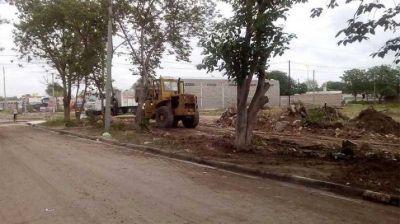La Banda: comenzar�n a aplicar multas por la limpieza en terrenos privados