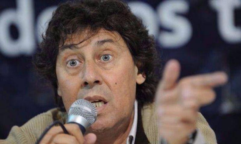 """Micheli habla de """"pacto"""" CGT-Gobierno y prevé un paro """"a fin de mes"""""""