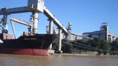 Invertirán u$s 27 millones para la zona portuaria del Gran Rosario
