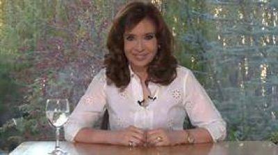 Cristina Kirchner convocó a la movilización de Ni Una Menos: