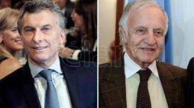 Macri se reunió con Marín y ratificaron que a fin de año termina el programa Fútbol para Todos