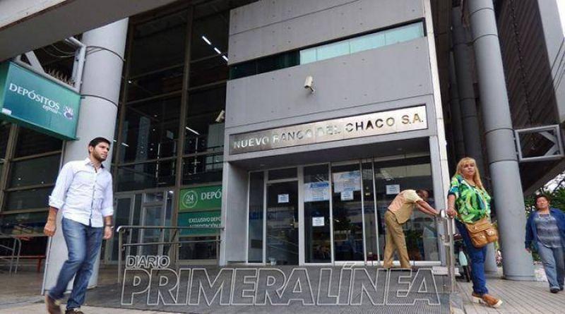 Bancarios de Resistencia se suman al paro nacional de hoy y mañana