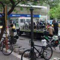 Motos: multas de $ 1.800 por estacionar en la Peatonal