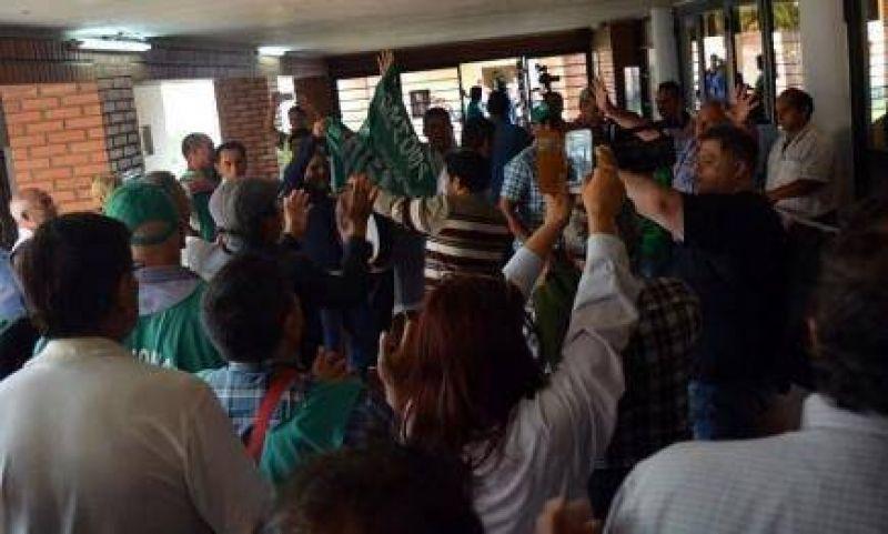 Posadas: ATE denunciar� al intendente Joaqu�n Losada nacional e internacionalmente