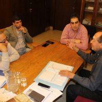 El Sindicato de Obras Sanitarias acord� involucrarse en un plan de obras para el sur provincial