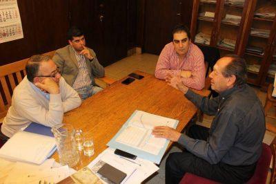 El Sindicato de Obras Sanitarias acordó involucrarse en un plan de obras para el sur provincial