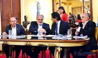 Garavano present� la reforma penal y Colombi impulsar� su r�plica local