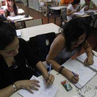 Balagu� dijo que fue evaluado el 75% de los alumnos santafesinos