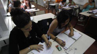 Balagué dijo que fue evaluado el 75% de los alumnos santafesinos