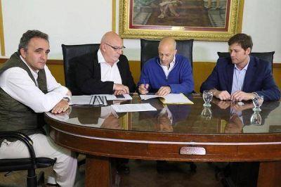 El municipio y Pilar� trabajan para mitigar efectos de las inundaciones