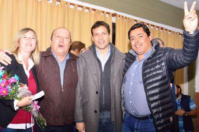 El Día de la Lealtad reunió a Álvarez Rodríguez, a Paredi y a Juan Pablo De Jesús