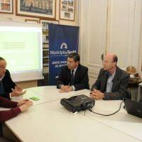 El Municipio y la Usina anunciaron un plan para mejorar la iluminaci�n p�blica en distintas zonas
