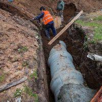 COMENZ� LA CONSTRUCCI�N DEL ALIVIADOR EN REMEDIOS DE ESCALADA