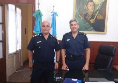 Mauricio Etchegoyen será el titular de la Policía Local y Marcelo Amadeo el Coordinador, a partir de enero