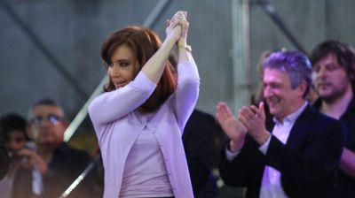 La carta de Cristina Elisabet Kirchner por Lucía Pérez, la joven asesinada en Mar del Plata