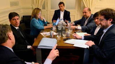 Cu�les son los cambios que consensu� la oposici�n para aprobar el Presupuesto 2017