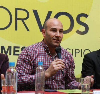 Molina en la Cumbre de Desarrollo Sostenible organizada por la ONU en Quito