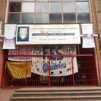 El Normal de Quilmes fue tomado por los alumnos