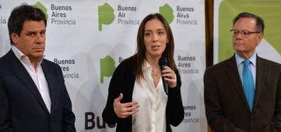 María Eugenia Vidal visitará tres distritos de la sección