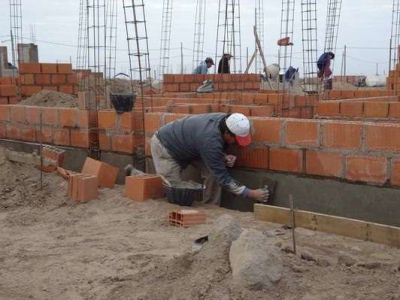Buenas se�ales para el sector de la construcci�n: habilitaron fondos para viviendas