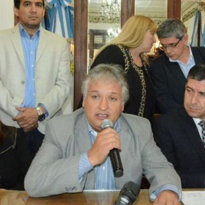 Bosetti resalt� la importancia del consejo econ�mico para fijar una agenda de necesidades