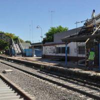 Las obras en la Estaci�n de trenes culminar�n en enero