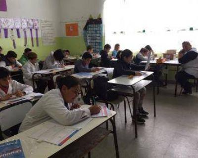 Termina la jornada de evaluaci�n �Aprender� en todas las escuelas del partido