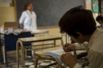 En Salta hubo un presentismo del 92% en la evaluación educativa