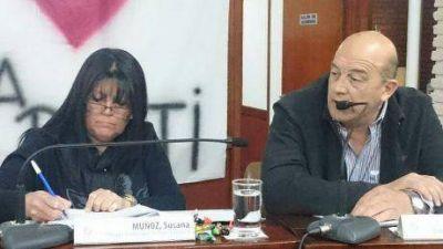 """Jorge Jordán respondió a quienes lo criticaron: """"ser peronista no es una declamación"""""""
