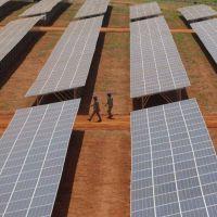 El norte salte�o impulsa su propio parque de energ�a fotovoltaica