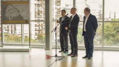 Horacio Rodr�guez Larreta present� el Plan Verde