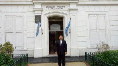 Vidal presenta al nuevo Asesor General de Gobierno