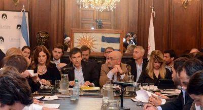 El Gobierno porteño arranca las obras del Metrobus del Bajo en noviembre