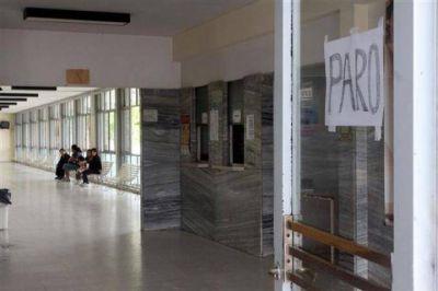 Se inició el paro de 48 horas de los médicos bonaerenses