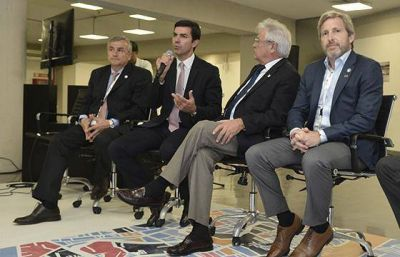 �La Rep�blica Argentina ha tomado la decisi�n de encarar el desaf�o a trav�s de un trabajo articulado�
