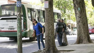 Mobiliario urbano: el recambio avanza a ritmo dispar con años de demoras